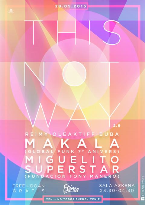 POSTER-MAKALA-THISNOTWAY-2015